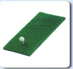 LONGRIDGE DELUXE GOLF PRACTICE MAT 1' X 2'