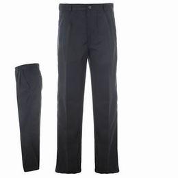 Kalhoty Dunlop Golf èerné, Velikost 34,38,40