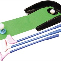 Longridge Trainer Kids Golf Putting Set
