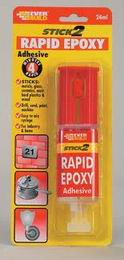 Lepidlo na shafty Rapid Epoxy