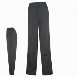 Pánské golfové kalhoty Dunlop do deštì èerné, Velikost M