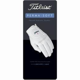 Pánská rukavice Titleist Perma Soft pro leváky, Velikost S,M,M/L,L