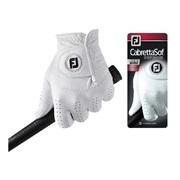 FootJoy CabrettaSof pánská rukavice, Velikost S, M, M/L, L, XL - zvìtšit obrázek