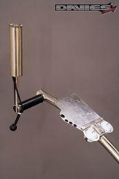 Nerezový držák deštník pro golfové vozíky DaviesCaddy Compact Stainless Steel