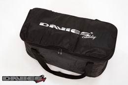 Pøepravní taška pro golfové vozíky DaviesCaddy Compact s integrovanou výstelkou