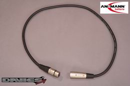 Prodlužovací kabel k baterii Ansmann pro Davies Caddy Compact