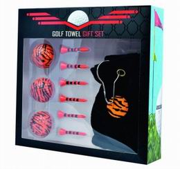TIGER -JUNIOR  GOLF GIFT SET