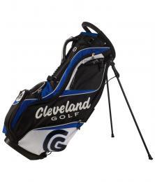 CLEVELAND CG STAND BAG - BLACK/BLUE