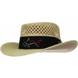 Greg Norman Straw Hat NATURAL