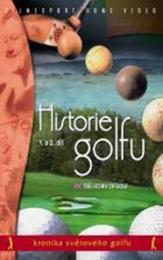 Historie golfu DVD