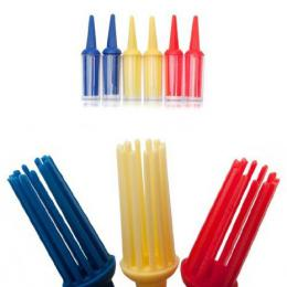 5 ks Brush Tees - 64mm