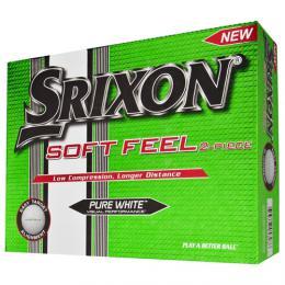 Srixon Soft Feel s potiskem u výrobce