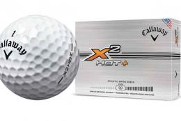 Callaway X2 Hot Plus Golf Balls