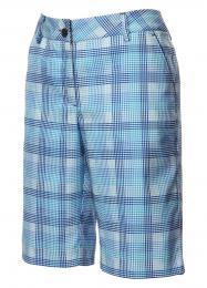 Dámské šortky Tommy Hilfiger kárované, velikost UK10/obvod pasu 78 cm/