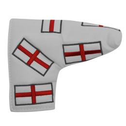 Headcover na putter ENGLAND