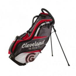 Cleveland CG Stand Bag Charcoal/Red/White