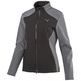PUMA W Warm Stretch FZ Jacket black, Velikost XS,S,M,L