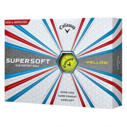Callaway SuperSoft 2017 YELLOW