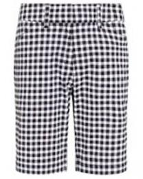CALLAWAY GINGHAM SHORT LADIES PEACOAT, velikost 16,18 UK