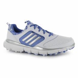 Adidas Adistar Sport Golf white/blue, velikost 5, 5.5, 6, 6.5