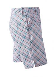 Callaway Golf Ladies Inovation Plaid Shorts PINK, Velikost 14,16,18 UK