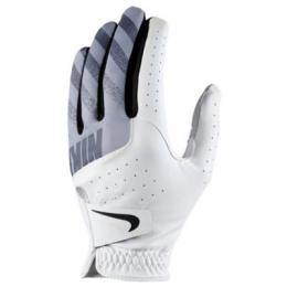 Nike Mens Sport Golf Glove WHITE/GREY, Velikost M/L