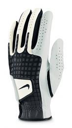Nike Tech Xtreme III Golf Glove White/Black pro leváky, Velikost S