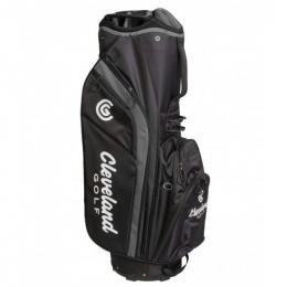 Cleveland Cart Bag  Black/Chacoral