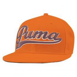 Puma Golf Script Cool Cell Cap ORANGE