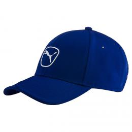 PUMA Tech Cat Patch Cap TRUEBLUE