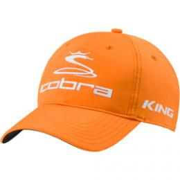Cobra Pro Tour Cap ORANGE/WHITE