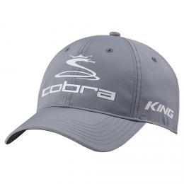 Cobra Pro Tour Cap GRAY/WHITE - zvìtšit obrázek