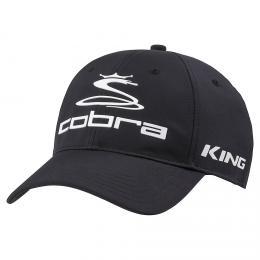 Cobra Pro Tour Cap BLACK/WHITE - zvìtšit obrázek