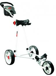 EZEGLIDE CRUISER TROLLEY WHITE