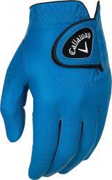 Callaway Opti Color pánská golfová rukavice BLUE, velikost  M/L, XL
