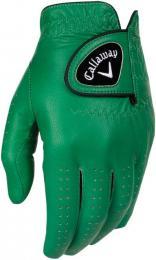 Callaway Opti Color pánská golfová rukavice GREEN, velikost  M, M/L, L, XL