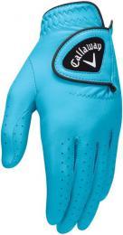 Callaway Opti Color dámská golfová rukavice AQUA, velikost  M, L