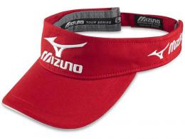 Mizuno Tour Visor RED