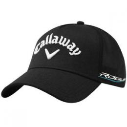 Callaway Golf TA Trucker Mesh Adjustable Cap Rogue Black