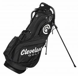 Cleveland CG Stand Bag, BLACK
