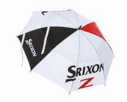 Srixon Z-STAR Double Canopy golfový deštník  WHITE/BLACK/RED