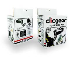 Clicgear Tour Bag Kit - zvìtšit obrázek