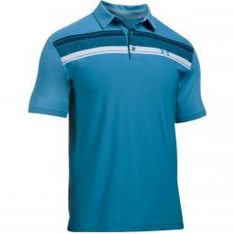 Pánské triko Under Armour Playoff BLUE, Velikost L,XL,XXL