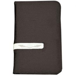 Deluxe Scorecard Holder BLACK
