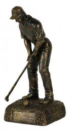 TROFEJ - Soška Golfisty 21cm - zvìtšit obrázek