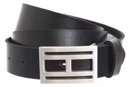 Tommy Hilfiger Golf Ladies Trophy Belt Black, Velikost L