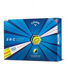 Callaway ERC SOFT Triple Track YELLOW