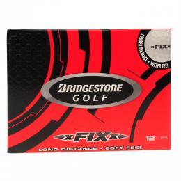 3 ks Bridgestone xFIXx golfové míèky
