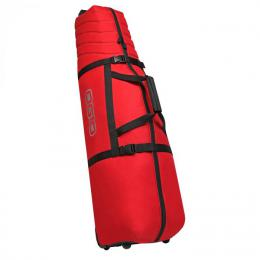 Ogio Savage Travel Bag RED