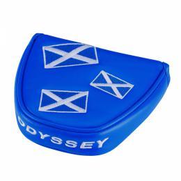 Headcover Odyssey Scotland Mallet